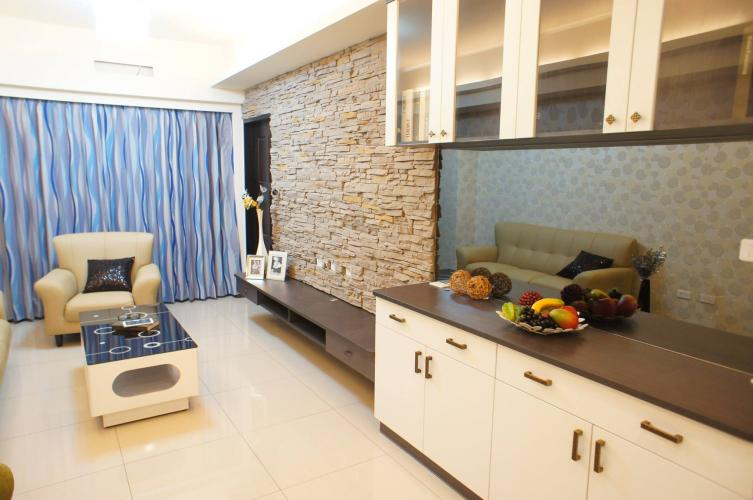 兼具收納效率與溫馨的時尚兩房